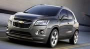 Chevrolet présentera un petit SUV au Mondial de Paris : le Trax