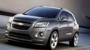 Chevrolet dévoilera son petit SUV Trax au Mondial de Paris 2012
