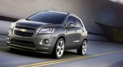 Mondial 2012 : Chevrolet Trax