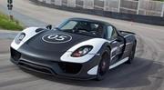 Porsche 918 Spyder : Déjà sur la route !