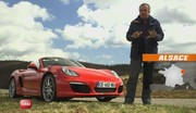 Emission Turbo : Porsche Boxster 3, Caterham CSR 300, Nissan Deltawing