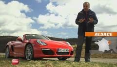 Emission Turbo : Porsche Boxster 3, Caterham CSR 300, Nissan Deltawing