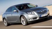 Essai Opel Insignia 2.0 BiTurbo CDTi 195 ch restylée (2012) : Onction extrême