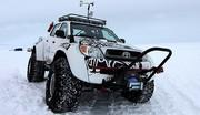 Artic Trucks: des Toyota Hilux au pôle sud
