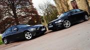 Essai Audi A4 2.0 TDI 177 ch vs BMW Série 3 320d 163 ch : Deutsche qualität