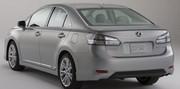 USA : l'hybride Lexus HS 250h quitte discrètement la scène