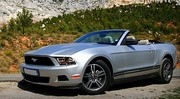 Essai spécial cabriolet : Ford Mustang Convertible