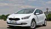 Essai Kia Cee'd 1.6 CRDI 128 Active & GDI 135 TCT Premium