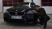 Essai BMW M5 par Soheil Ayari