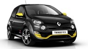 Renault Twingo RS : une version Red Bull Racing avant le GP de Monaco
