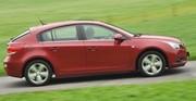 La Chevrolet Cruze hérite du moteur 1.7 CDTi de l'Opel Astra