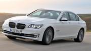 Restylage BMW Série 7 : L'heure du toilettage