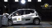 Euro NCAP : 5 étoiles pour les Peugeot 208, BMW Série 3, Hyundai i30 et Mazda CX-5