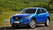 Essai Mazda CX-5 : bien sous tous rapports
