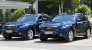 Essai Infiniti FX 2012 : luxueux SUV au look sportif