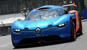 La Renault Alpine A110-50 au GP de Monaco !