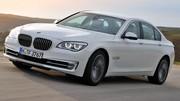BMW lance un hybride de seconde génération sur la Série 7