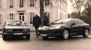 Essai Peugeot 504 Coupé (1978) vs Peugeot 407 Coupé (2011) : de gentleman driver à businessman