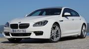 Essai BMW Série 6 Gran Coupé : grand dans tous les domaines