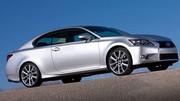 Lexus GS : un coupé pour début 2013 ?