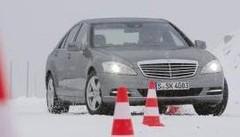 Future Mercedes Classe S: une boîte à 9 rapports!