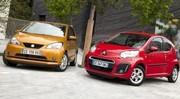 Essai Seat Mii vs Citroën C1 : une jumelle peut en cacher une autre