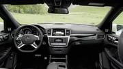 Mercedes GL 63 AMG : démesure américaine chez les allemands