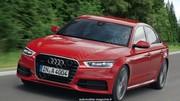 Audi A4 2014 : En quête d'émancipation