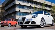 Nouveau moteur essence 105 ch pour l'Alfa Romeo Giulietta