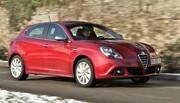Alfa Romeo Giulietta : quelques évolutions de gamme