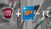 L'essence à 1 euro pour tout acheteur italien d'une Fiat !