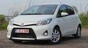 Essai Toyota Yaris hybride : première réussie