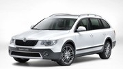 Skoda Superb Combi Outdoor : Un look très Scout