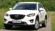 Essai Mazda CX-5 Skyactiv-D 150 : un sérieux challenger