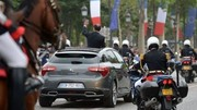 Déplacement officiel : François Hollande roule à 180 km/h sur autoroute