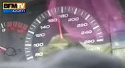 Pas de limitation de vitesse pour François Hollande