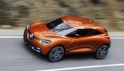 Le futur Renault Modus sera un crossover