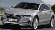 Audi Q8 : Coupé démesuré