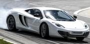 McLaren révise sa MP4-12C