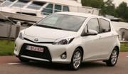 Essai Toyota Yaris Hybride : la Prius des villes