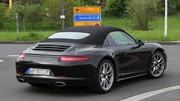 Porsche 911 Targa : premières photos !