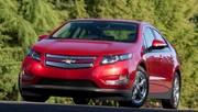 Batterie renforcée pour la Chevrolet Volt