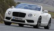 Essai Bentley Continental GTC V8 : De bruit et de douceur