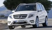 Essai Mercedes-Benz GLK : Plus de compromis
