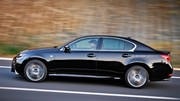 Essai Lexus GS450h : la force tranquille