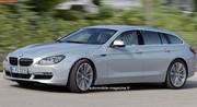 BMW Série 6 Gran Touring : En phase d'observation