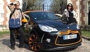 Test Citroën DS3 Racing par les drôles de dames de Caradisiac