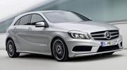 Mercedes Classe A (2012) : les tarifs