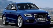 Au Mans, Audi présente son SQ5 TDI