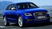Nouvel Audi SQ5 : biturbo 313 ch ... TDI
